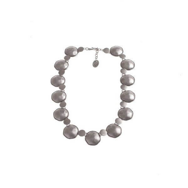 A birds eye view of Treaty Joules Necklace